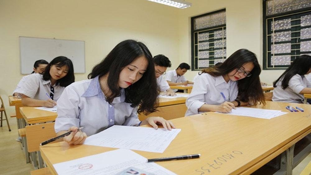 Gần 900.000 thí sinh bước vào kỳ thi quốc gia